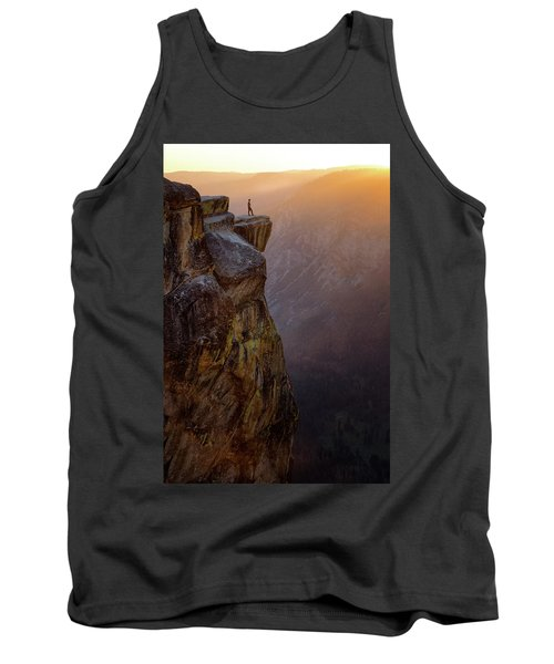 On The Edge Tank Top by Nicki Frates