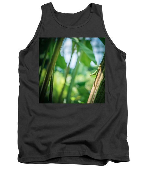 On The Guard Tank Top