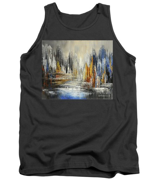 On The Hills Of Dream Tank Top