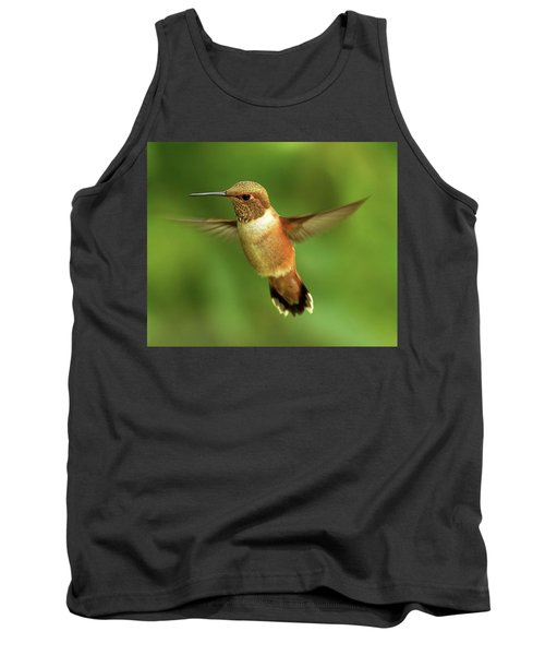 On The Lookout Tank Top by Sheldon Bilsker