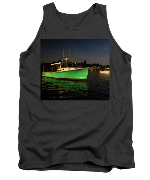 On The Waterfront V Tank Top