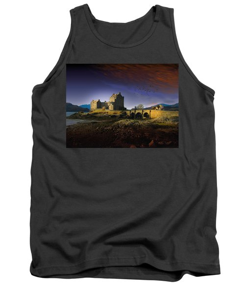 On The Way Home Tank Top by J Griff Griffin