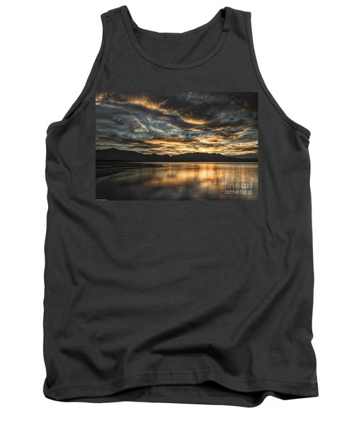 On The Wings Of The Night Tank Top