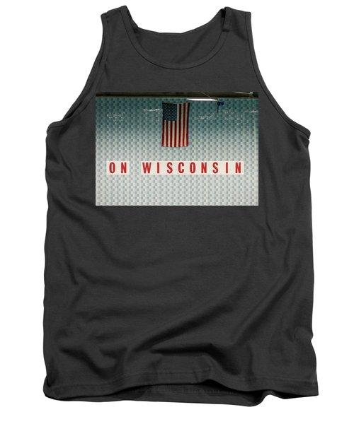 On Wisconsin  Tank Top