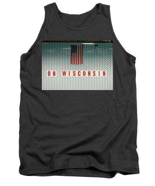 On Wisconsin  Tank Top