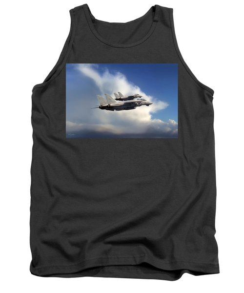 Once Around The Anvil Tank Top