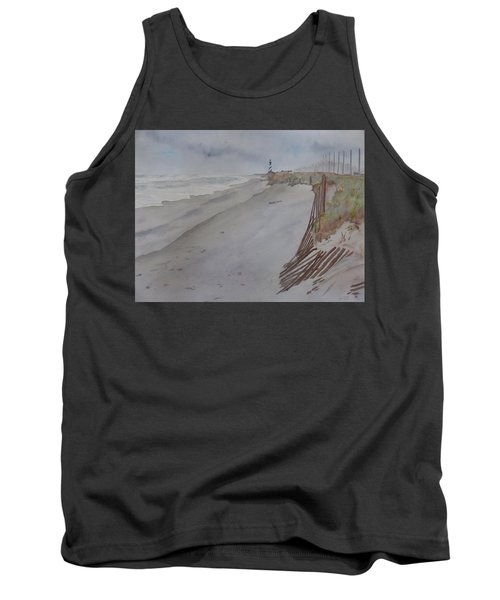 Once There Was A Lighthouse Tank Top