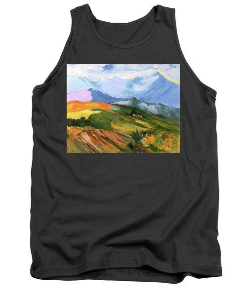 Once There Were Green Fields Tank Top
