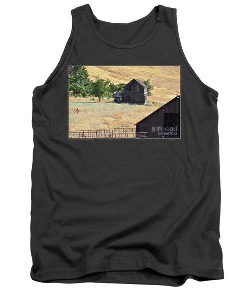 Once Upon A Homestead Tank Top