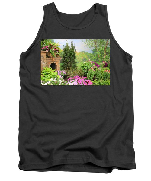 Once Upon A Spring Time Tank Top