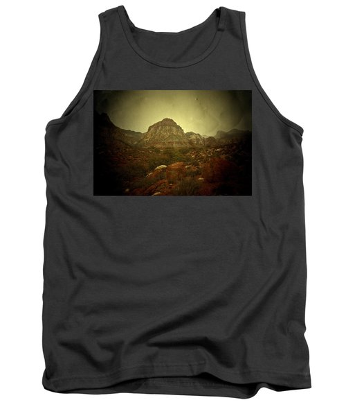 One Day Tank Top by Mark Ross
