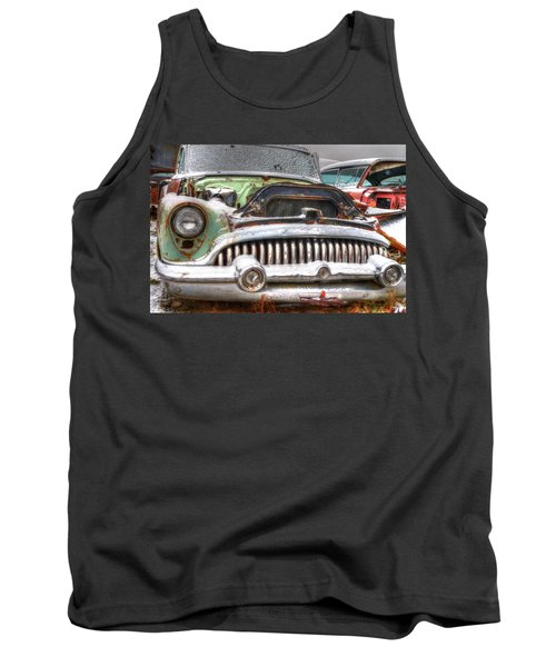One Eyed Willie Tank Top