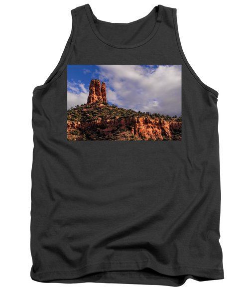One Finger Shy Tank Top