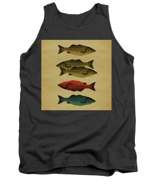 One Fish, Two Fish . . . Tank Top
