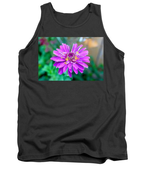 One Flower Circus Tank Top