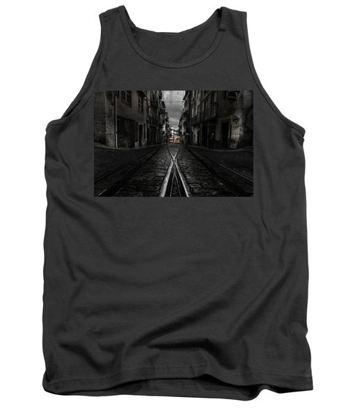 One Memory Tank Top by Jorge Maia
