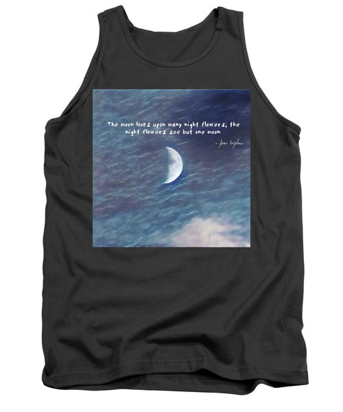 One Moon Tank Top