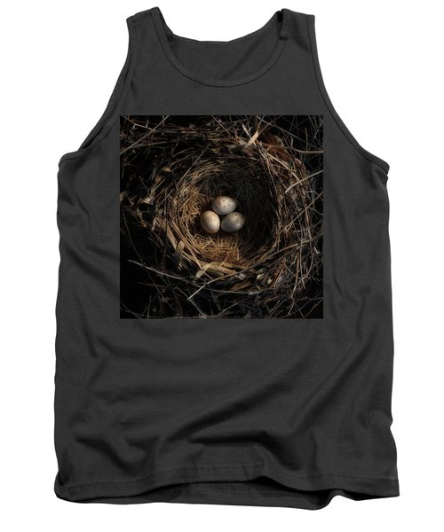 One Of The Most Private Things In The World Is An Egg Until It Is Broken Mfk Fisher Tank Top
