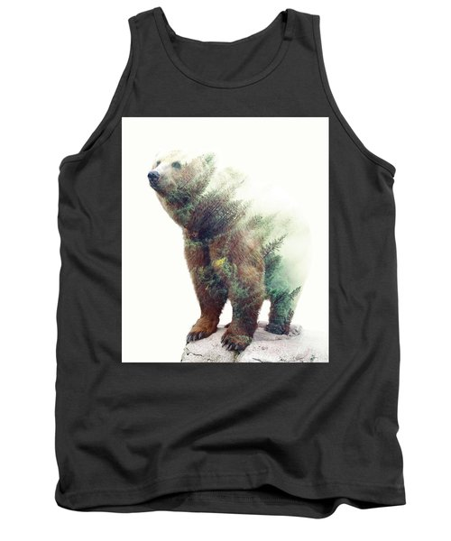 One With Nature V2 Tank Top