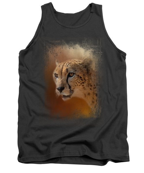 One With The Sun Tank Top by Jai Johnson