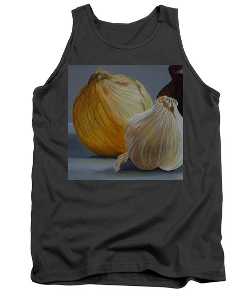 Onions And Garlic Tank Top