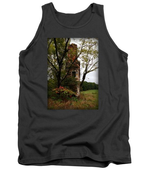 Only Thing Left Standing Tank Top by Katie Wing Vigil