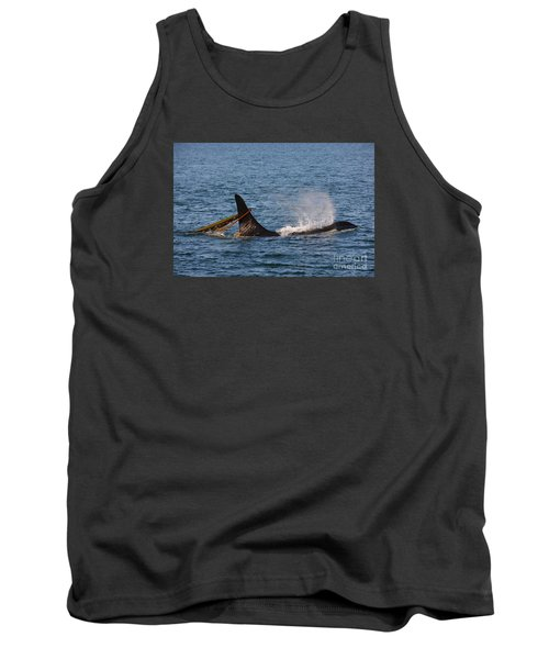 Onyx L87 Tank Top by Gayle Swigart