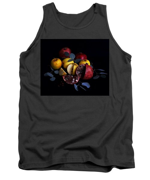Opal Apples And Pomegranates Tank Top