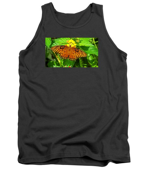 Open Wings Tank Top