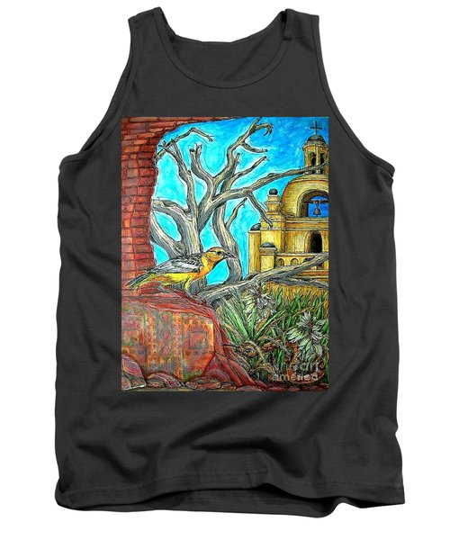Opposing Points Of View Tank Top