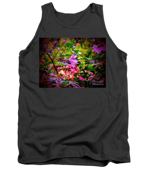 Opulent Lily Tank Top