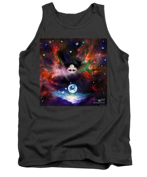 Oracle  Calling The Beasts Tank Top