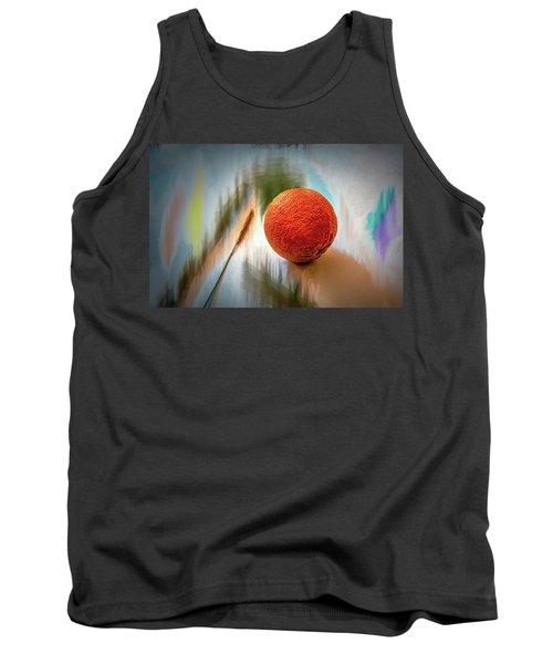 Orange #g4 Tank Top