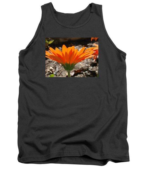 Orange Glory Tank Top