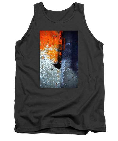 Tank Top featuring the photograph Orange by Newel Hunter
