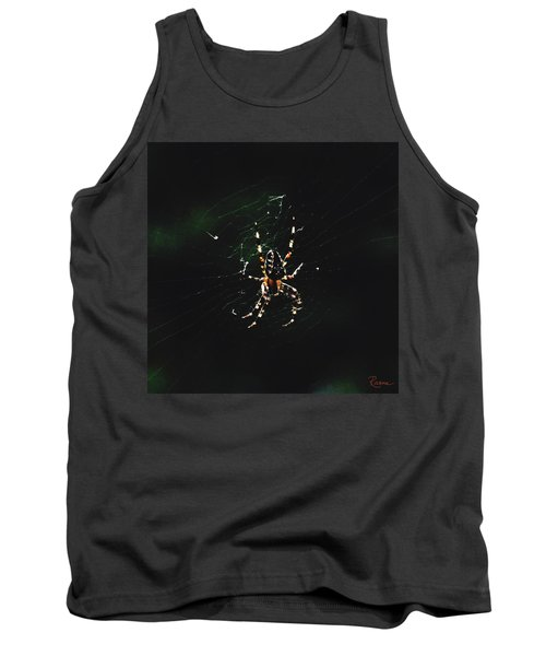 Orb Weaver Tank Top