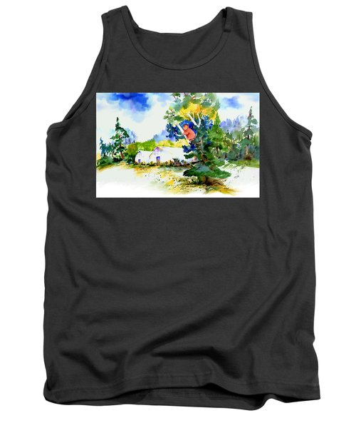 Orchard Springs Bear Tank Top