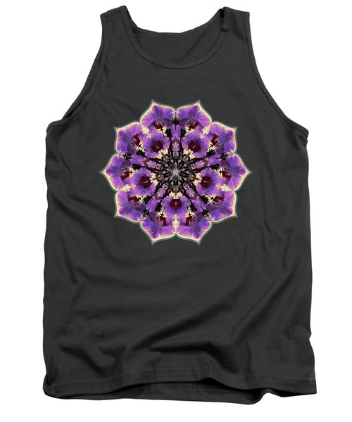 Orchid Lotus Tank Top