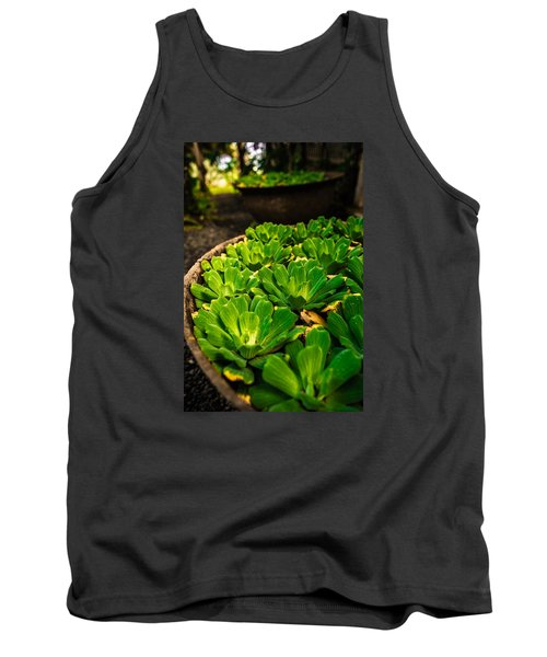 Orchid Pond Tank Top