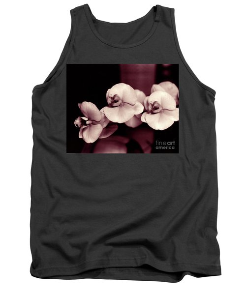 Tank Top featuring the photograph Orchids Hawaii by Mukta Gupta