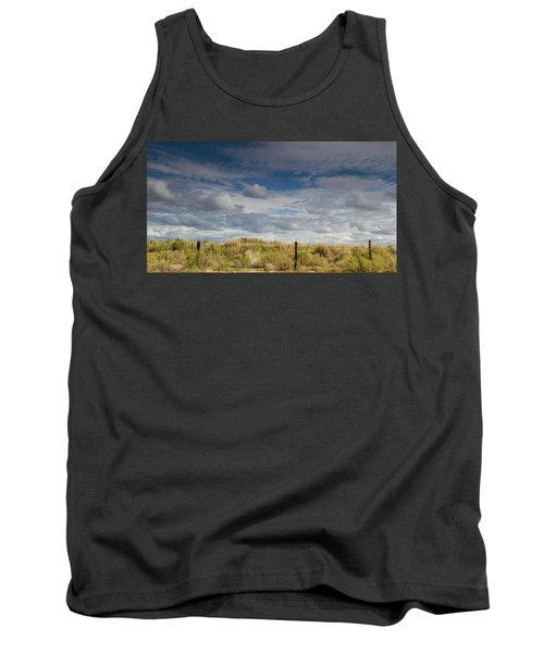 Oregon Clouds Tank Top