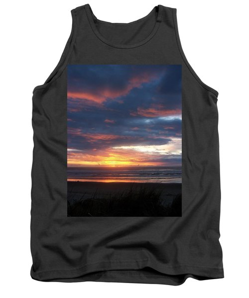 Oregon Coast 11 Tank Top