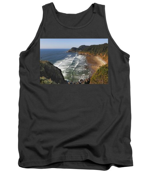 Oregon Coast No 1 Tank Top
