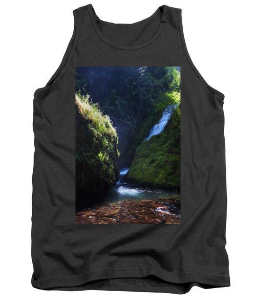 Oregon Waterfall Tank Top
