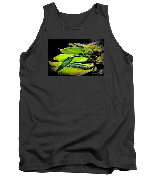 Tank Top featuring the photograph Organic Corn 2 by Tanya Searcy