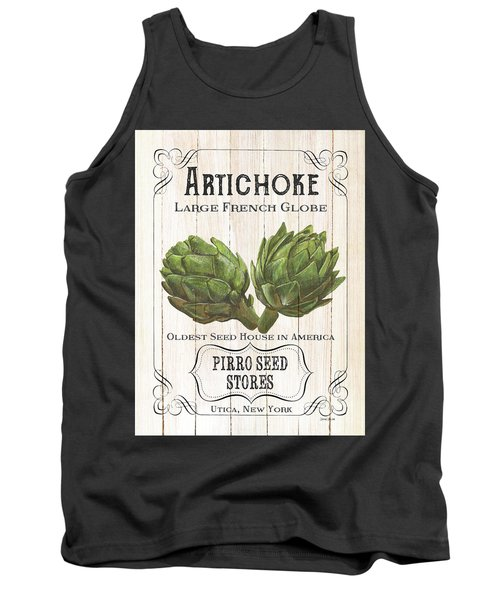 Organic Seed Packets 1 Tank Top