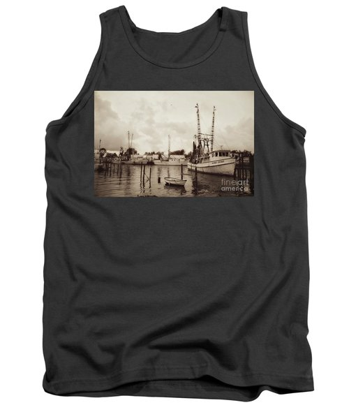 Tank Top featuring the photograph Oriental Harbor by Benanne Stiens