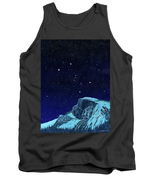 Orion Over Yosemite Tank Top