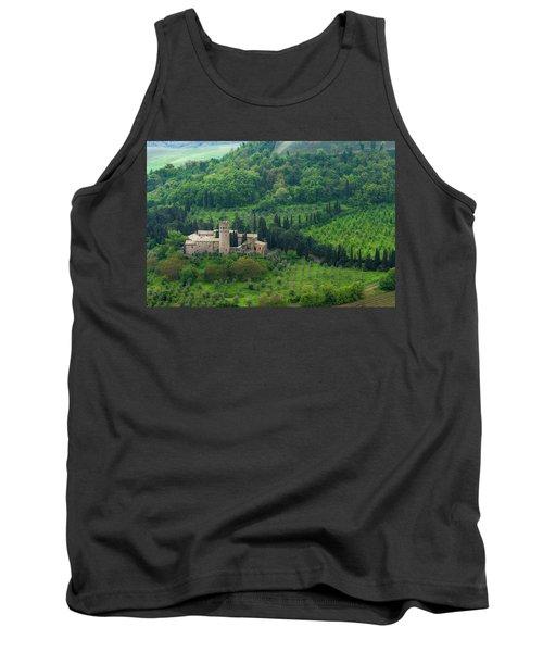 Orvieto Castle Tank Top