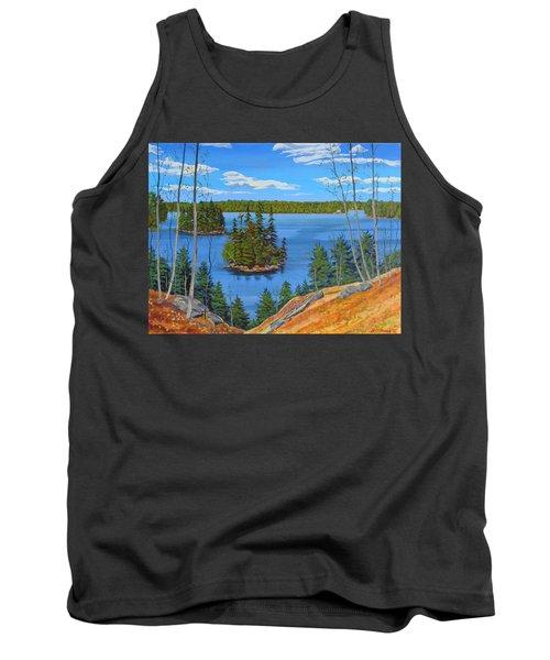 Osprey Island Tank Top
